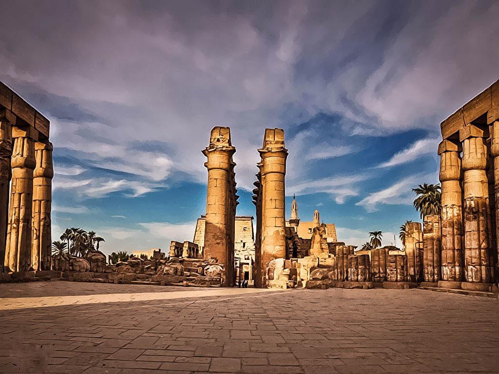 Giorno 4 - Lunedì, 16.11.20 Cairo / Luxor (Pasti: Prima Colazione, Pranzo, Cena)